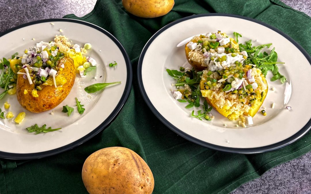 Kumpir – die etwas andere Ofenkartoffel